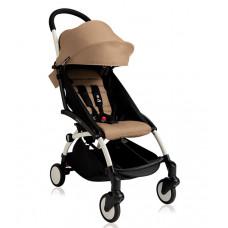 Капюшон и сиденье для детской коляски BABYZEN YOYO PLUS, цвет: бежевый