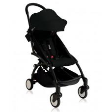 Капюшон и сиденье для детской коляски BABYZEN YOYO PLUS, цвет: черный