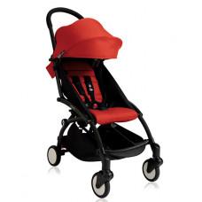 Капюшон и сиденье для детской коляски BABYZEN YOYO PLUS, цвет: красный