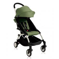 Капюшон и сиденье для детской коляски BABYZEN YOYO PLUS, цвет: мятный