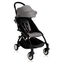 Капюшон и сиденье для детской коляски BABYZEN YOYO PLUS, цвет: серый