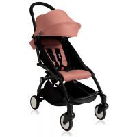 Капюшон и сиденье для детской коляски BABYZEN YOYO PLUS, цвет: светло-розовый