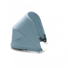 Капюшон от солнца Bugaboo Bee6, Vapor Blue, туманный голубой
