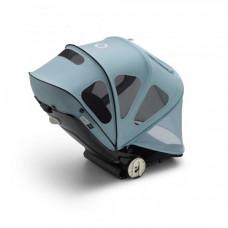 Капюшон от солнца Bugaboo Fox 2/Cameleon 3 Vapor Blue, дымчатый синий