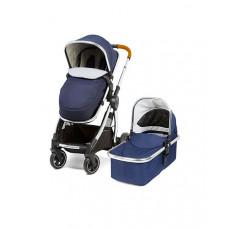 Коляска Mothercare Journey Navy, цвет: синий