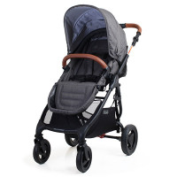 Коляска Valco baby Snap 4 Ultra Trend Charcoal, тёмно-серый