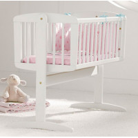 Колыбелька Mothercare Swing Solid, 89×38 см, цвет: белый 546925