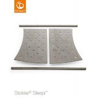 Комплект боковинок для детской кровати Stokke Sleepi Junior цвет серый