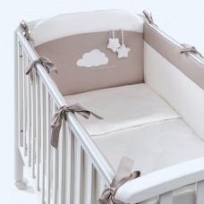 Комплект для детской кроватки Perina Mio Dolce Карамель