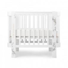 Кроватка-люлька Happy Baby Mommy Love by Akhmadullina, белый