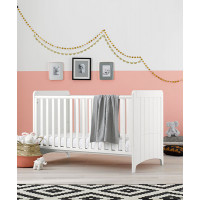 Кроватка Mothercare Сamberley 140х70 см, белый