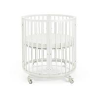 Кроватка-трансформер Stokke® Sleepi™ Mini, цвет: белый