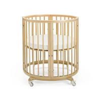 Кроватка-трансформер Stokke® Sleepi™ Mini, цвет: натуральное дерево
