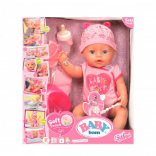 Кукла Baby Born, интерактивная, 43 см