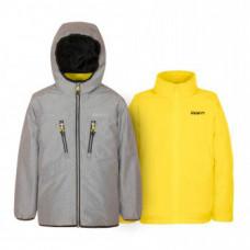 Куртка 3 в 1 Gusti, серый