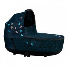 Люлька для коляски Cybex Priam III FE Jewels of Nature, многоцветный