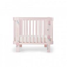 Люлька Happy Baby Mommy love by Akhmadullina Pink, розовый