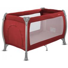 Манеж-кровать Inglesina Lodge BRICK, цвет: красный