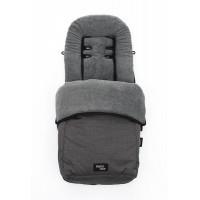Муфта для ног Valco baby Snug Charcoal, темно-серый