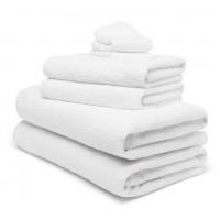 Набор полотенец Mothercare для купания, цвет: белый