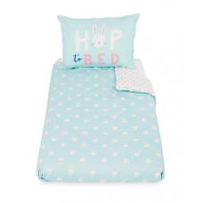 """Набор """"Зайчик"""" для детской кроватки, розовый"""