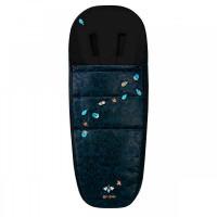 Накидка для ног для коляски Cybex Priam III FE Jewels of Nature, многоцветный