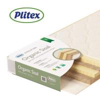 Ортопедический матрас Plitex Organic Sisal 119х60х10 см