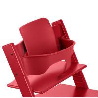 Пластиковая вставка Stokke Baby Set для стульчика Tripp Trapp Red, красный