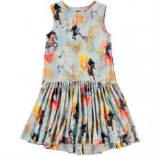 Платье Molo Candece, голубой