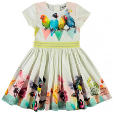 "Платье Molo Candy ""Попугайчики"""
