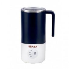 Подогреватель воды и смесей Beaba Milk Prep, белый/темно-синий