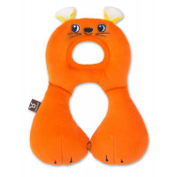 """Подушка для путешествий Ben Bat """"Мышка"""" , цвет: оранжевый"""