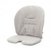 Подушка к комплекту-вставке Stokke Steps Baby Set, Timeless Grey, серый