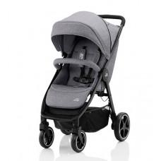 Прогулочная коляска Britax Roemer B-Agile 4 M, Elephant Grey, серый