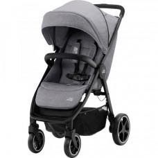 Прогулочная коляска Britax Roemer B-Agile R, Elephant Grey, Black