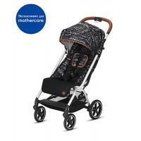 Прогулочная коляска Cybex Eezy S Plus Values for Life STRENGTH, черный