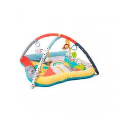 Развивающий коврик с подвесными игрушками