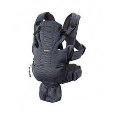 Рюкзак-переноска BabyBjorn Baby Carrier Move 3D Mesh Anthracite