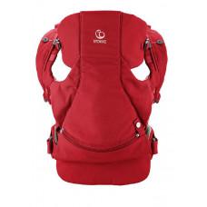 Рюкзак-переноска детей Stokke MyCarrier Front and Back, цвет: красный