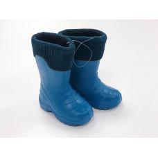 Сапоги резиновые Lemigo Blue из ЭВА, цвет: синий