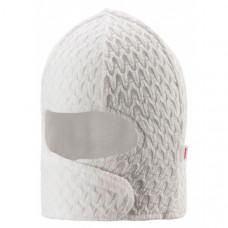 Шапка-шлем Reima, белый