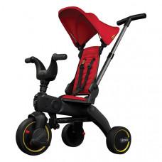 Складной велосипед Doona Liki Trike S1, красный