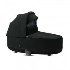 Спальный блок для коляски Cybex Priam III Deep Black, черный