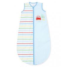 """Спальный мешок Mothercare """"Кубики"""", 6-18 мес., цвет: голубой"""
