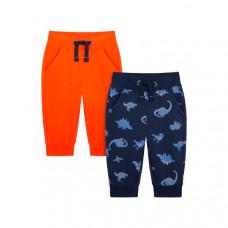 """Спортивные брюки """"Динозаврики"""", 2 шт."""