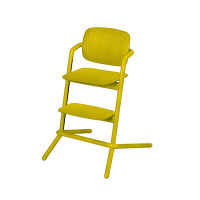 Стульчик для кормления Cybex Lemo WOOD Canary Yellow