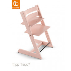 Стульчик для кормления Stokke Tripp Trapp Serene Pink, розовый