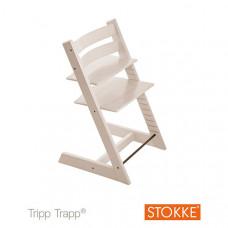 Стульчик универсальный Tripp Trapp®, цвет: беленое дерево