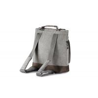 Сумка-рюкзак для коляски Inglesina Aptica M.Grey Melange, серый