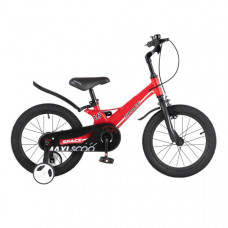 Велосипед детский двухколесный MAXISCOO Space, красный
